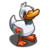 Water Rose Duck-icon