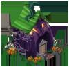 Black Pumpkin House-icon