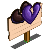 Broken Heart Mastery Sign-icon