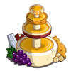 Cheese Fountain-icon