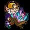 Crystal Mining Gnome-icon