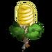 Fluorescent Light Bulb Tree-icon