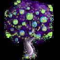 Giant Blue Jack O Lantern Tree-icon