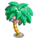 Gold Pearl and Jade Palm Tree-icon