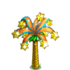 Gold Star Tree-icon
