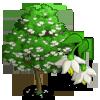 Japanese Snowbell Tree-icon