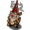 Reindeer Gnome-icon