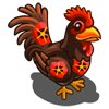 Spanish Rooster-icon