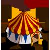 Carnival Tent-icon