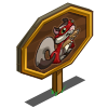 Drop Bear Sugar Glider Mastery Sign-icon