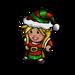 Elf Girl Gnome-icon