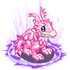 Floral Baby Dragon-icon