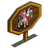 Gift Horse Mastery Sign-icon