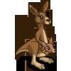 Kangaroo & Joey-icon