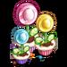 Lollipop Cake Flower Planters-icon