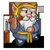 Nunchucks Gnome-icon
