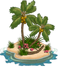 Palm Tree Island-icon