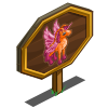 Star Stead Pegacorn Mastery Sign-icon