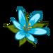 Blue Wildflower-icon