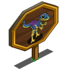 Coelophysis Mastery Sign-icon