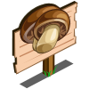 Crimini Mushroom Mastery Sign-icon