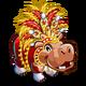 Duo Colored Hippo-icon