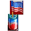 Flag Jar-icon