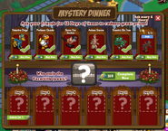 Mystery Dinner Countdown Day 6