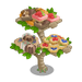 Petits Fours Tree-icon
