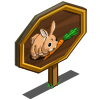 Carrot Bunny Mastery Sign-icon
