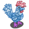 Crystal Rooster-icon