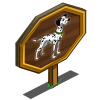 Dalmation Mastery Sign-icon