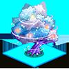 Dark Sphere Tree-icon