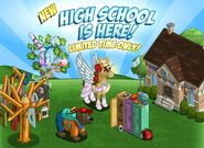 High School Event (2013) Loading Screen