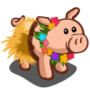 Hula Pig-icon