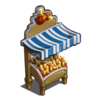 Maple Syrup Leaves Stall-icon