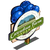 Organic Blueberries Mastery Sign-icon