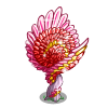 Ruby Swirl Tree-icon