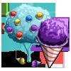 Snow Cone Tree-icon