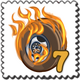 Turbo Charger Stamp-icon