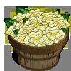 White Poinsettia Bushel-icon