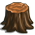 Wood Fossil-icon