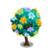 Glowing Flower Tree-icon