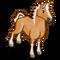 Hackney Palomino Horse-icon