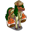 Orange Harvest Horse-icon