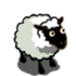 Real White Bright Greenish White Ewe-icon