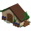 Wine Barrel Shed-icon
