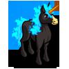 Blue Nightmare Unicorn-icon