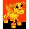 Fire Bull Calf-icon