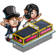 Magic Saw Box-icon